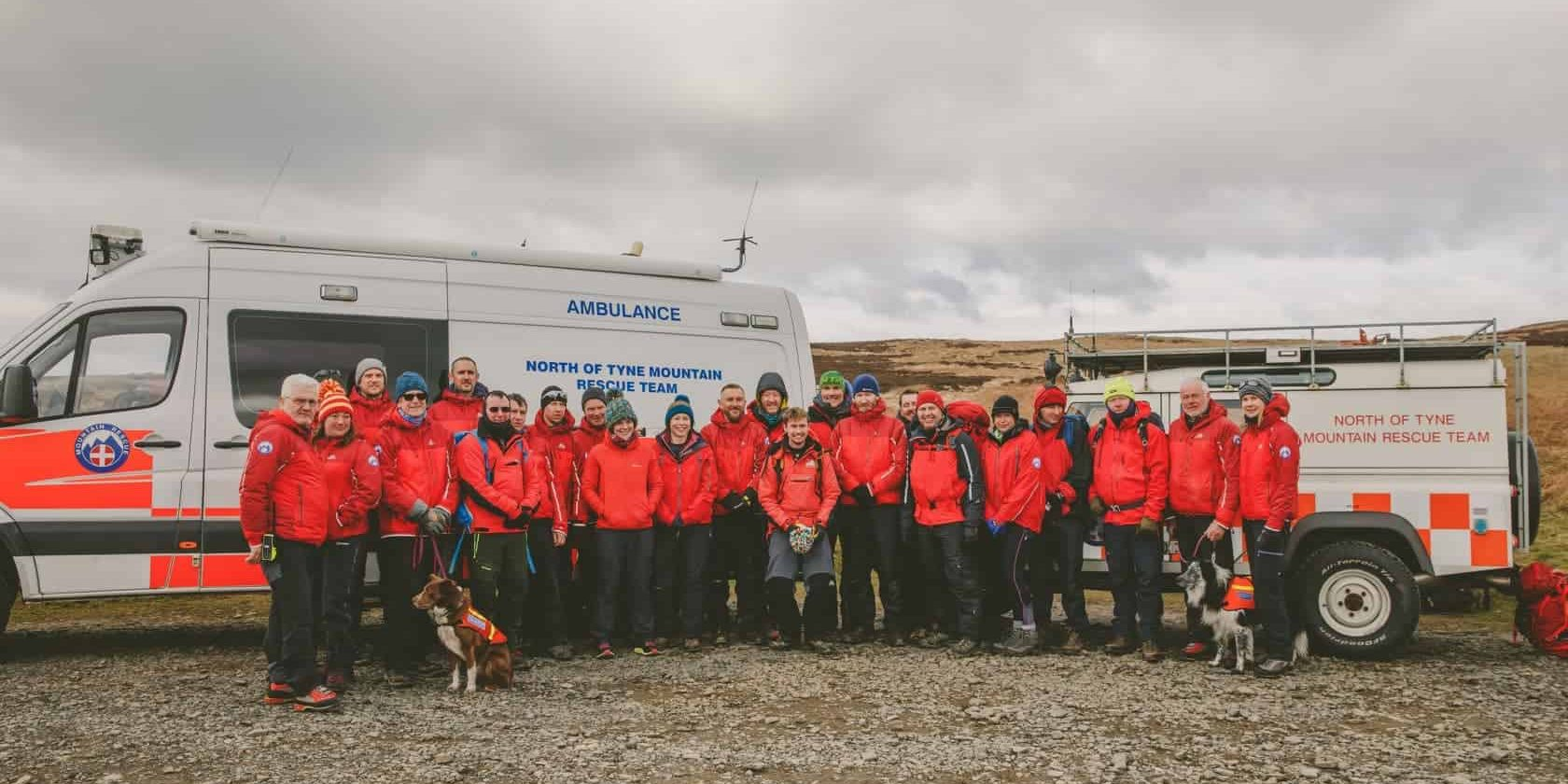 Mountain Rescue Northumberland